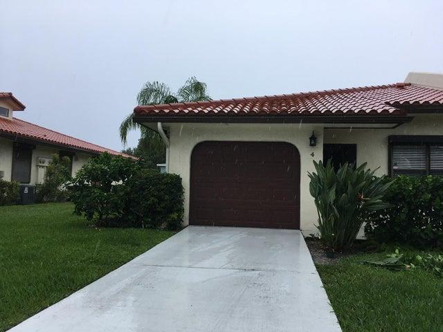 4 Bethesda Park Circle A4, Boynton Beach, FL 33435