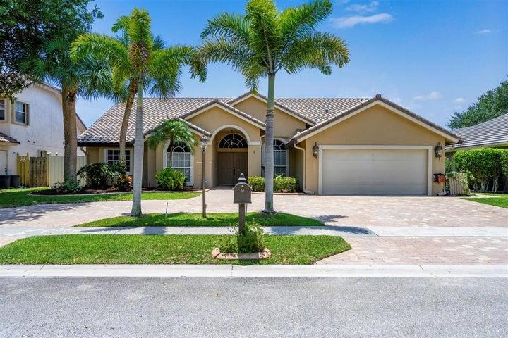 7536 Wentworth Drive, Lake Worth, FL 33467
