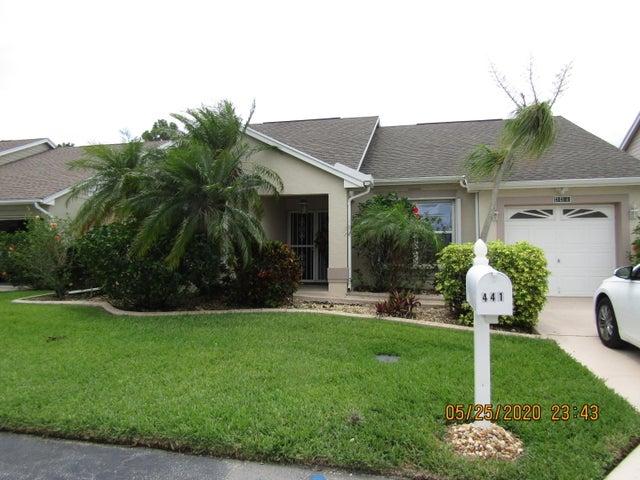 441 NW Marsala Terrace, Port Saint Lucie, FL 34986