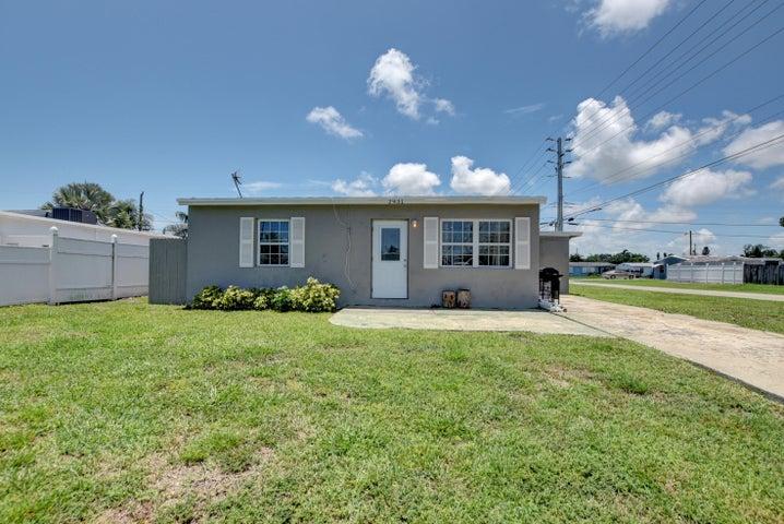 2931 Buckley Avenue, Lake Worth, FL 33461