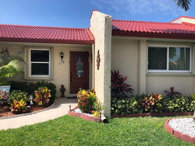 158 Lake Barbara Drive, West Palm Beach, FL 33411