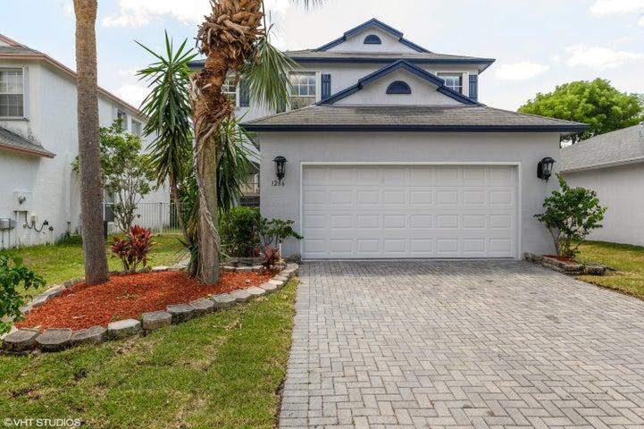 1266 Winding Rose Way, West Palm Beach, FL 33415