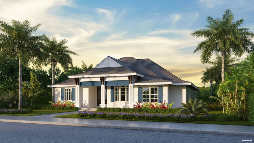 FINAL PHASE IN THE HEART OF JUPITER.  Only 9 homesites remaining.  Coastal Inspired architecture adorns this 1 story home.  4 Bedrooms, 3 Full Baths and a 2 1/2 car garage (Still time to make a 3 car garage).  Groundstone Homes pays attention to EVERY detail.  Stop by and visit our Model Home to understand the quality of this construction.  Full Impact Glass throughout, Open Floor Plan, Gourmet Chefs Kitchen and a spacious Master Suite.  The Spacious Outdoor Living Area is true Resort Style. This homesite offers a premium 30' buffer on the north side for added privacy.  This home should be ready for occupancy in early 2021.  Still time to customize all of the finishes.  Exterior photo of home to be built.  Interior photos are from the model home located at 2590 Greenway Drive.