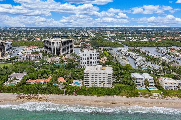 4600 S Ocean Boulevard, 603, Highland Beach, FL 33487