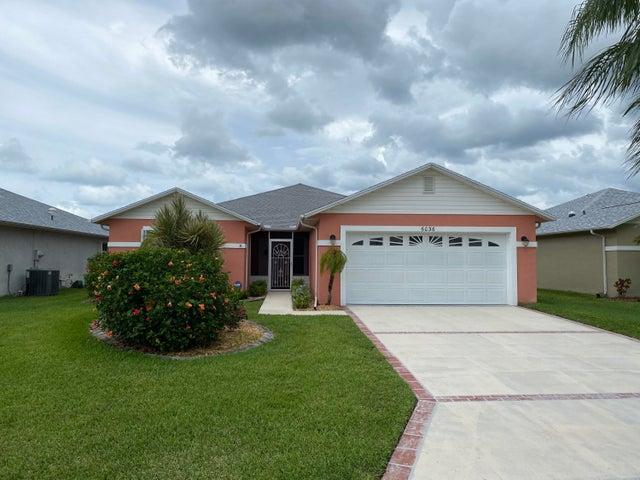 6036 Alexandria Circle, Fort Pierce, FL 34982