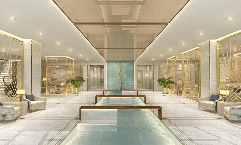 The Residences_Lobby Lounge