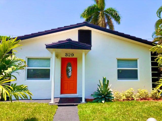 329 Nottingham Boulevard, West Palm Beach, FL 33405