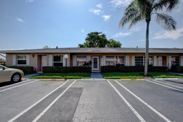 1140 Cactus Terrace, 44-B, Delray Beach, FL 33445