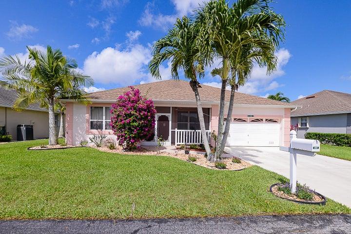 1007 NW Tuscany Drive, Port Saint Lucie, FL 34986