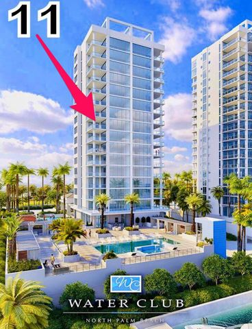 3 Water Club Way 1102, North Palm Beach, FL 33408