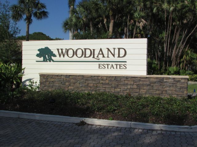 Sensational opportunity in Woodland Estates, Jupiter. This is a  3/2 with 1.5 CG, quiet Cul-du-Sac in a park like community w/ tree lined lakes, sidewalks and benches for relaxing. Accordion shutters, alarm system, tile in main living areas, over-sized partially covered patio, stamped concrete patio with screen enclosed pool.  Located in the heart of Jupiter, close to Shopping, Restaurants, Championship Golf, World-Class Deep-Sea Fishing & Scuba Diving, the Jupiter Inlet and Atlantic Beaches. Community pool, clubhouse and tennis court are just around the corner.  Proximity to both I-95, FL Turnpike make this an ideal location for families on the move!