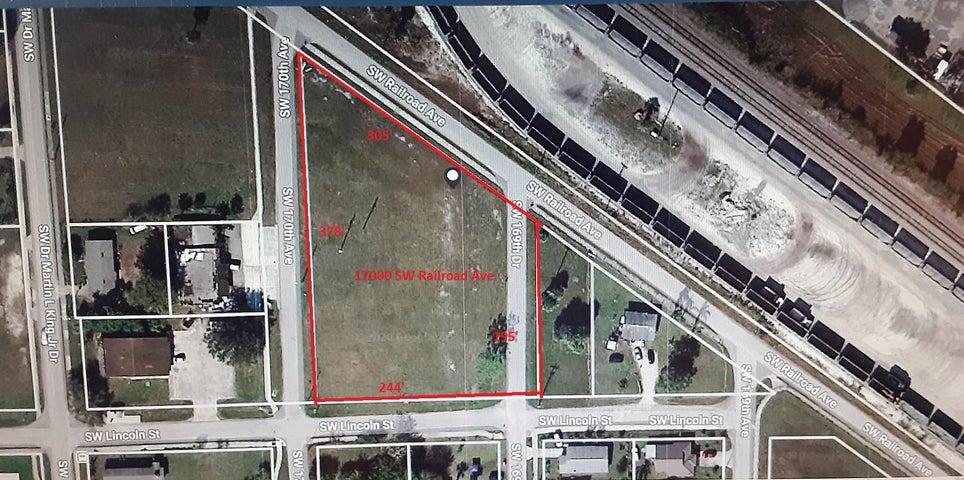 17000 SW Railroad Avenue, Indiantown, FL 34956