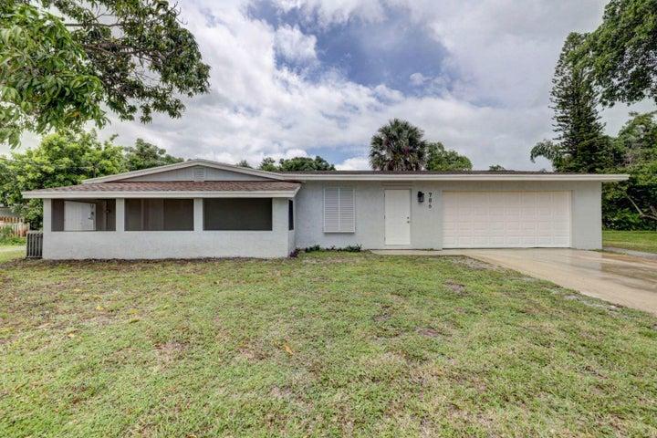 786 NE Bernard Street, Jensen Beach, FL 34957