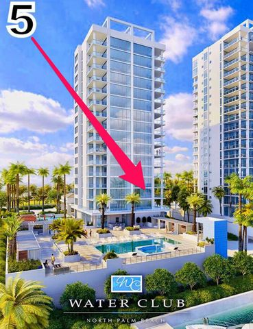 3 Water Club Way 501, North Palm Beach, FL 33408
