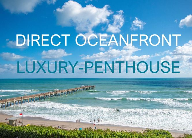 700 Ocean Royale Way Ph 1, Juno Beach, FL 33408
