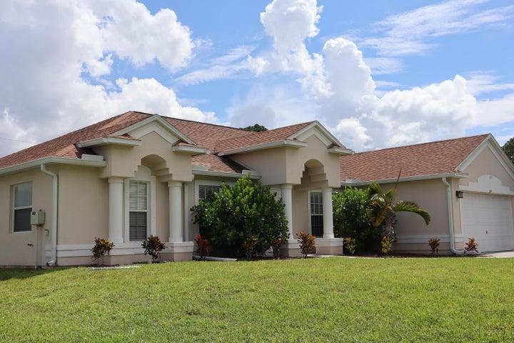 214 SW Aubudon Avenue, Port Saint Lucie, FL 34984