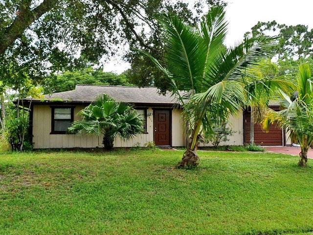 534 NW Billiar Avenue, Port Saint Lucie, FL 34953