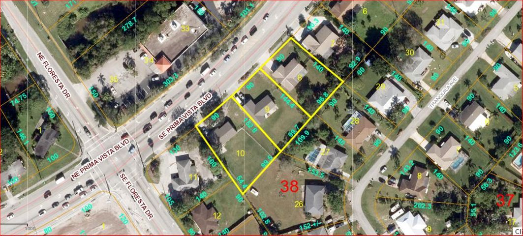 310 - 350 E Prima Vista Boulevard, Port Saint Lucie, FL 34983