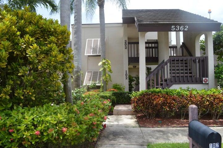 5362 Cedar Lake Drive, 102, Boynton Beach, FL 33437