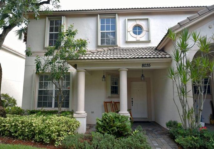 8035 Murano Circle, Palm Beach Gardens, FL 33418