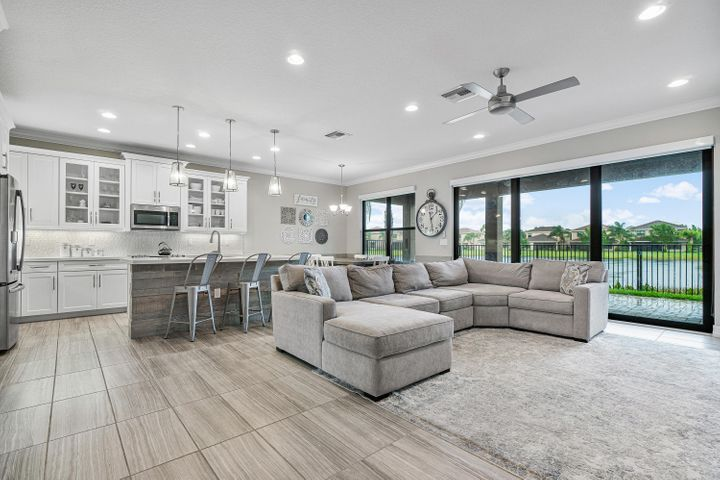 Grand Open Living Space