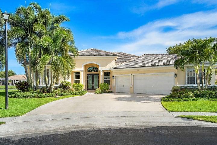 9254 Emily Circle, Lake Worth, FL 33467