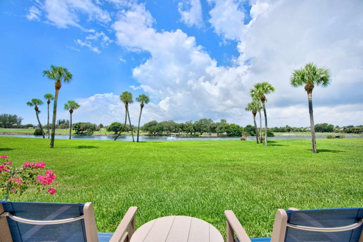 Rear View of Community on Intracoastal
