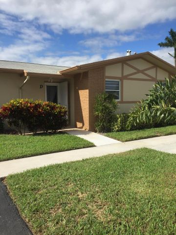 2882 W Crosley Drive W, D, West Palm Beach, FL 33415