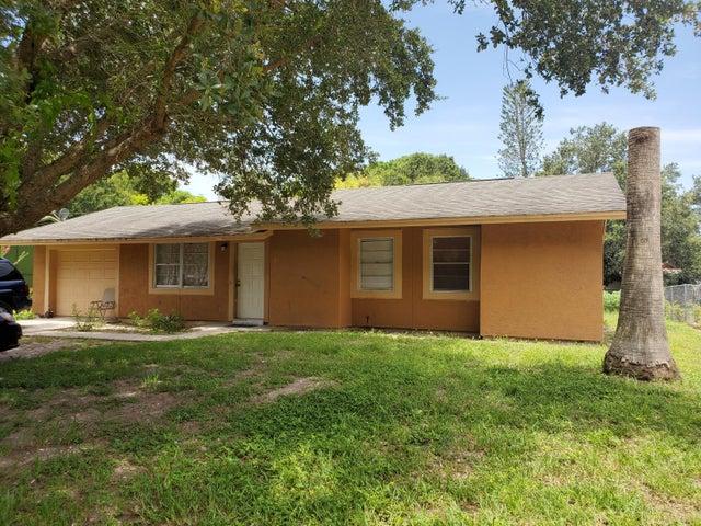 1817 SW Southwest Drive, Fort Pierce, FL 34947