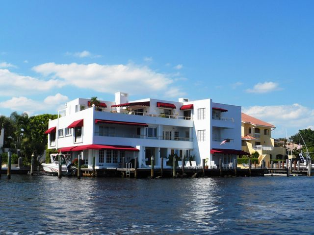 From Intracoastal view