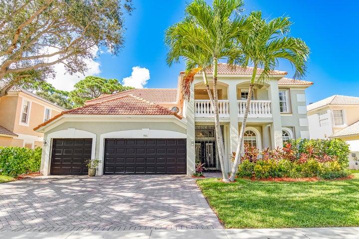 190 Lone Pine Drive, Palm Beach Gardens, FL 33410