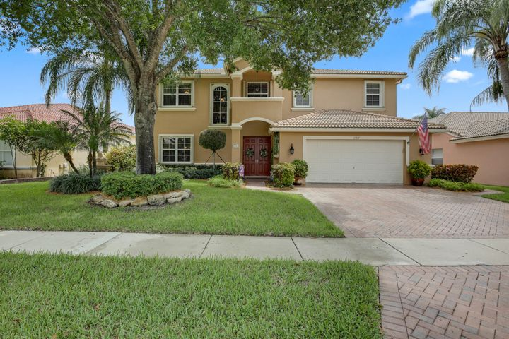 6702 Lake Nona Place, Lake Worth, FL 33463