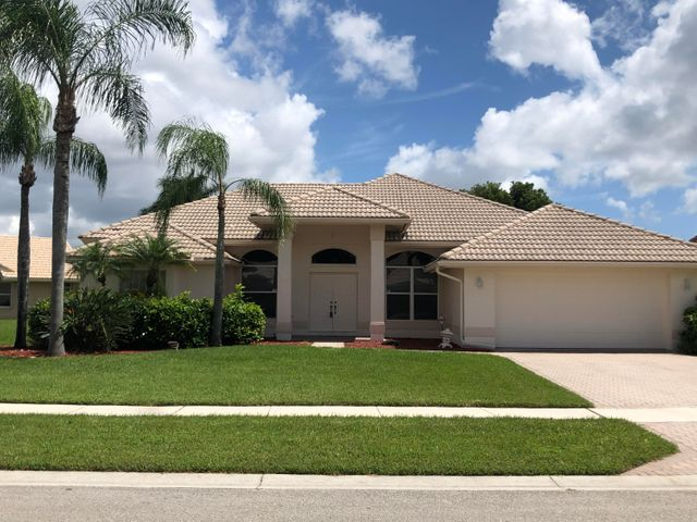 6809 Blue Bay Circle, Lake Worth, FL 33467