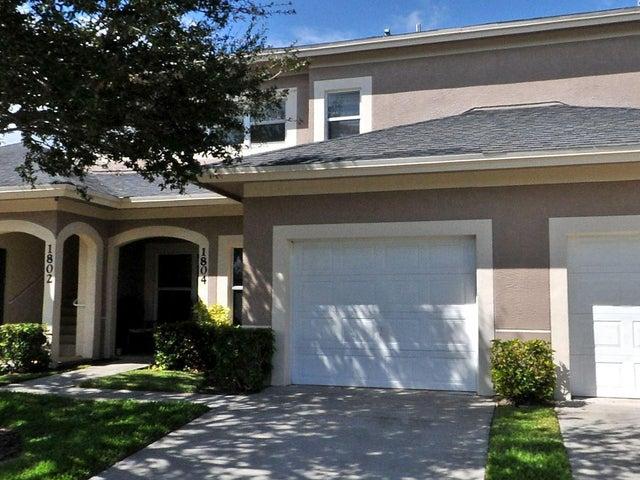 1804 Sandhill Crane Drive, C-1, Fort Pierce, FL 34982