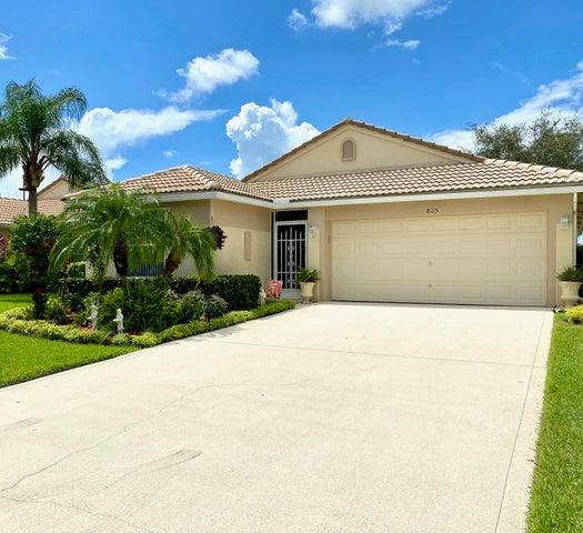 825 NW Greenwich Court, Port Saint Lucie, FL 34983