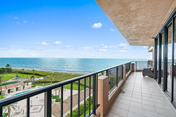 OCEANFRONT condo in the desirable Beachfront Juno Beach! 2 huge outdoor balconies for morning coffee sunrise views and evening cocktails for sunset! Fantastic floorplan with 2 bedrooms and potential 3. Private elevator, amazing amount of closet space and garage parking make this even better! The Beachfront has on site management, tennis, resort style pool, club room, fitness center, garage parking and air conditioned owner storage! Close to all the best Juno and Jupiter Beach have to offer!