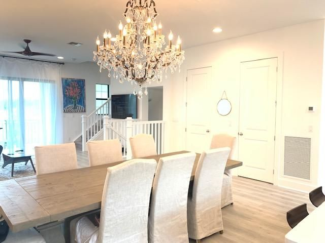 Furnish rental for the month of December!!Completly furnished Townhome B built in 2020 with 4 Bedrooms 3 and half bath . Perfect location for Baseball training , Golf, Beach. Minute from Alton town center .