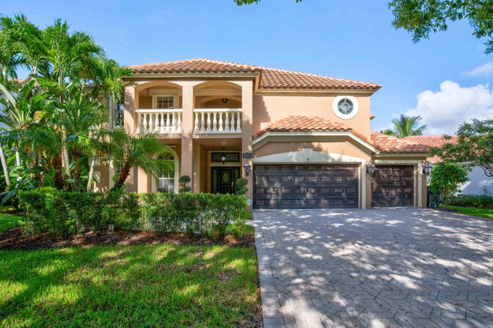 PRICE REDUCED!! MOTIVATED SELLER!! Looking for that Jupiter waterfront lifestyle? Well, look no further! Nestled away in the quiet community of Loxahatchee Pointe, this 4 bedroom, 4 bathroom, pool, 3 car garage home has it ALL. All major mechanical items done and upgraded to top of line equipment. If you love to entertain, this house is perfect. It has a large screened-in pool patio boasting a newly resurfaced/redone pool with smart home automation, 2 pool heaters (one for hot tub and one for the pool both 3 years old) and upgraded outdoor kitchen with a DCS grill. There is also plenty of privacy from the neighbors but just beyond the trees sits a dock with 12,000 lb boat lift and wave runner floating docks that can also be used for kayaks or paddleboards. The canal can accommodate a 36' boat. It's only a short 10-minuterelaxing ride to the inlet with NO fixed bridges.  The interior of the home is almost 3500ft under air. The home has real hardwood floors throughout, a just freshly painted interior, upgraded kitchen and baths, newer kitchen appliances, (2) Trane AC units only 5 years old and new ceiling fans. The master bedroom overlooks the pool area with an impressive 60' balcony and has a custom California closet that will WOW you. The master bathroom is very large with dual vanities, a large whirlpool tub with separate shower and has another large closet to the side.  Upstairs also has a large bonus room can be used as a 3rd living area or gym. Plantation shutters throughout, impact sliders downstairs and accordian shutters upstairs and panels downstairs. 2016 whole house generator with natural gas (so no worries about electricity), and roof was redone in 2010. Don't miss this waterfront beauty. Seller will offer kitchen credit to update to the current trends. Schedule your appointment today!