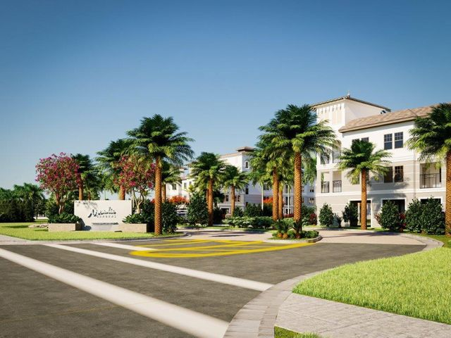 Presenting Arcadia Gardens, a premier Senior living community that sets new standards for luxury living in Palm Beach Gardens, Florida. Be one of the first to have an inside peek at Palm Beach's newest luxury senior living community. With life enriching programs and activities, daily fitness classes, restaurant style dining, and an unbeatable location exclusively at Arcadia Gardens. Community highlights include a private dog park, outdoor fire pit to compliment our relaxing outdoor patio, community garden and lake, salon complete with massage services, and an elite fitness center. Residents can choose between living in a one or two-bedroom luxury apartment, all featuring cozy bedrooms, ample storage spaces, 24-hour emergency call system and private outdoor relaxation areas!