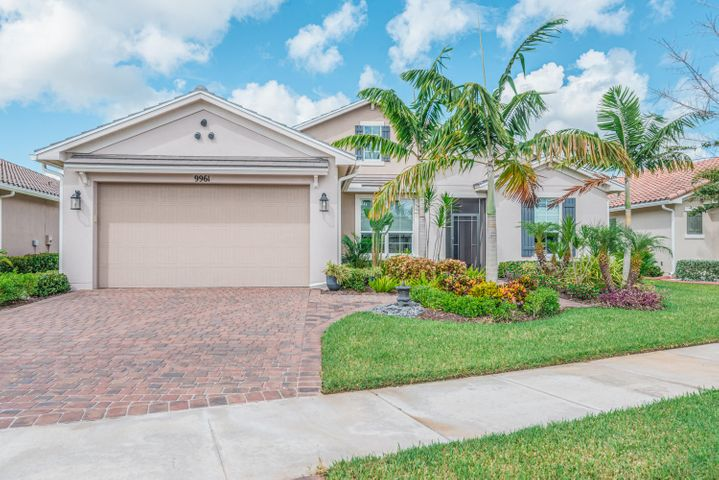 9961 SW Coral Tree Circle SW, Port Saint Lucie, FL 34987