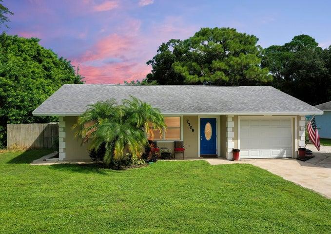 7708 Holopaw Avenue, Fort Pierce, FL 34951