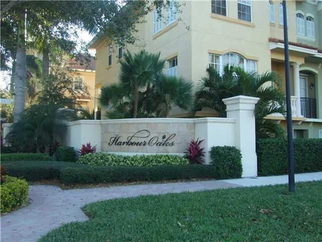 Awesome location, near Gardens Mall, schools, eateries, beaches. Gorgeous 3 story town home.No Pets for tenants. $1500.0 refundable HOA deposit $300  HOA App fee.