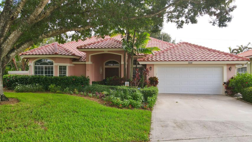 BRAND NEW ON MARKET!! Come see what this Custom Built, four bedrooms, 2.5 bath, 2 car garage, including a screened pool, located in a gated community has to offer! This home has been very well maintained and Roof is only 1 year old.  CLOSE TO JUPITER BEACH, TURNPIKE, and I'95 and so much more! ALL SIZES AND MEASUREMENTS ARE APPROXIMATE AND TO BE VERIFIED BY BUYER