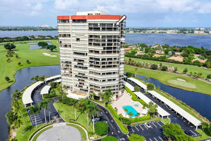 1900 Consulate Place, 2104, West Palm Beach, FL 33401