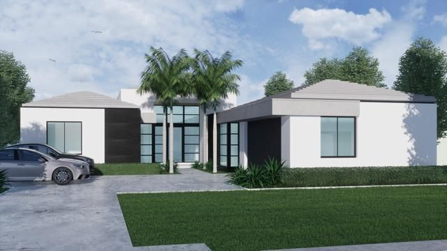 Modern New Construction! 3900 sf. with all the luxury living in an open floor plan. Master suite with exceptional view. No detail has been overlooked. Custom cabinets, cloud ceilings with cove lighting. Will be beautifully landscaped to highlight the pool and backyard oasis overlooking the 18th fairway East Course with Southern Exposure. Custom pool, spa and sun shelf. Open floor plan makes for easy living the South Florida way. Ideal location in Admirals Cove- close to the clubhouse and entrance. Admirals Cove is a platinum private country club community with every amenity you can dream: golf, tennis, pickle ball, marina, restaurants, new salon, spa and fitness center, child activity center. Developed by L2W Agency. featuring 45 holes of golf. Brand new spa and salon is offering hair, nails, massage, salt room, sauna and steam. Tennis, pickle ball, and a first class marina. State of the art fitness center including spin, yoga, pilates, physical therapy and much more. Private security with manned guardhouse.  Buyer pays title insurance, Florida documentary stamps, and all other closing costs.  Floor plan and renderings are in the docs