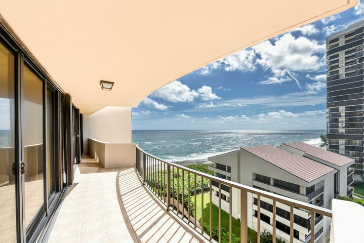 This Cote D Zore Condo on Singer Island has it all! This double balcony unit boasts of beautiful wide views of the Atlantic Ocean, and the intracoastal waterways of the Palm Beaches. This unit is move in ready, and completely turnkey. New flooring, Hurricane Impact Windows/Doors throughout, and  Washer/Dryer included,  Singer Island is home to some of the top water activities in the country; Such as, Snorkeling, Scuba, Paddle Boarding, Kayaking, and even Hydro flying, Parasailing, Jet Ski's, Boat rentals, Boat taxi's, any many more! Singer Island is also a well known endurance athletic destination featuring many triathlon events; Due to, it's great bicycling and running lanes and trails. This 9th floor, double balcony unit is a must see in person condo to fully appreciate the serenity.