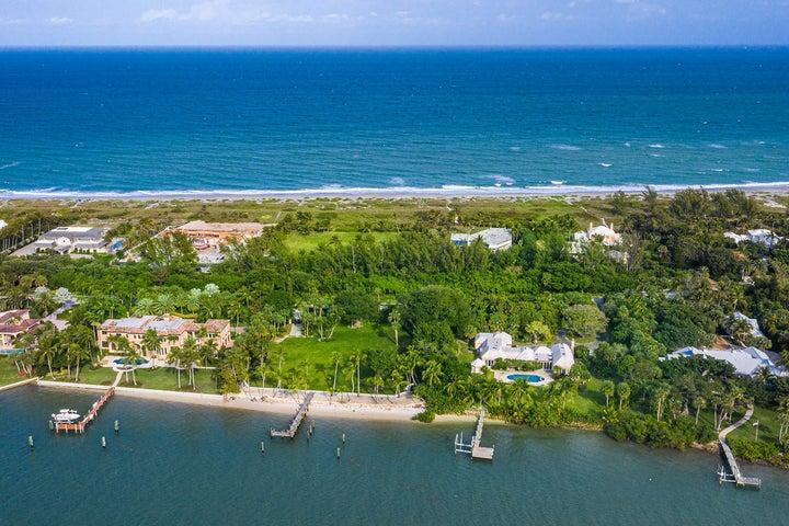 481 S Beach Road Lots A&B Hobe Sound, FL. 33455