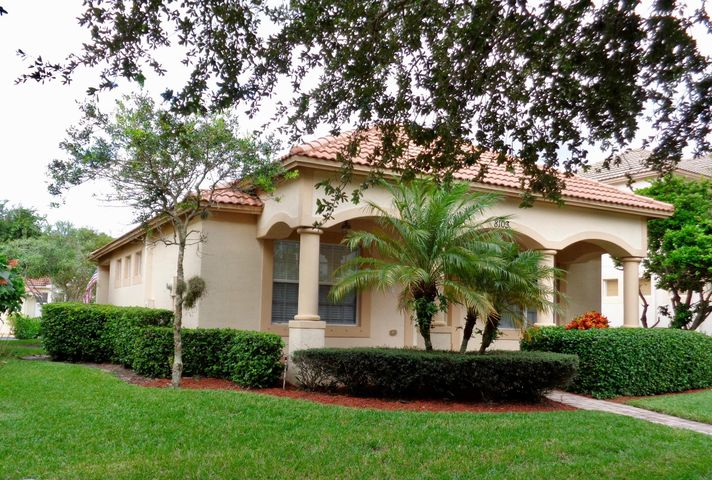 Fabulous 1 story 3 bedroom 2 car garage single family home.  Tile and carpet in bedrooms. Huge garage. Short walk to community pool and play area.  $100 HOA application fee per unmarried adult. Tenant pays water, sewer, electric