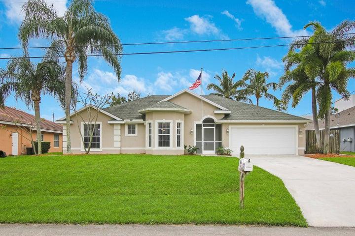 6130 NW Ginger Lane, Port Saint Lucie, FL 34986