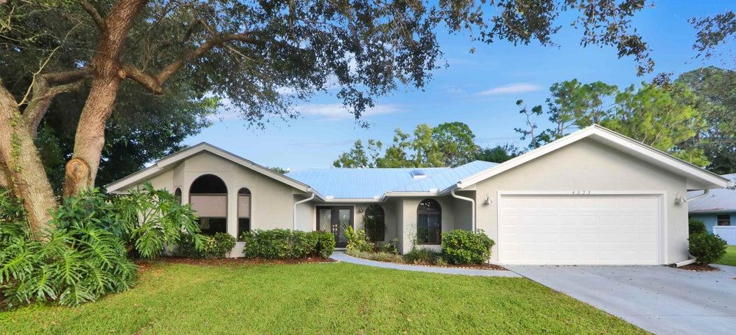 4923 SW Landing Creek Drive, Palm City, FL 34990